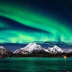 Virtual Northern Lights Experience