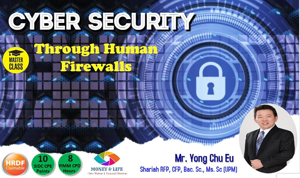 Cyber Security-Building and Enhancing Cyber Resilience, 3 May | Online Event | AllEvents.in