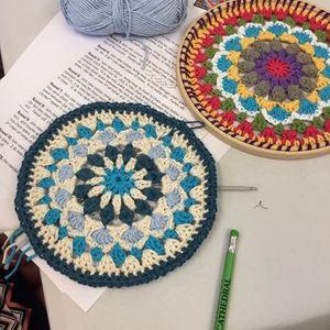 Crochet Mandala Workshop