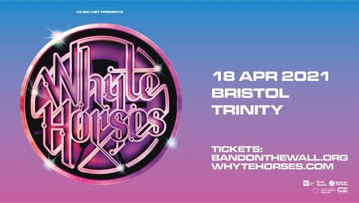 Whyte Horses live at Trinity, Bristol, 18 April | Event in Bristol | AllEvents.in
