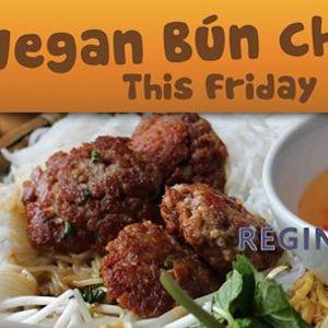 Vegan Bun Cha Night