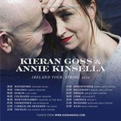 Kieran Goss and Annie Kinsella