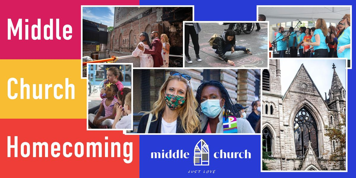 Middle Church Homecoming Worship Celebration, 3 October   Event in New York   AllEvents.in