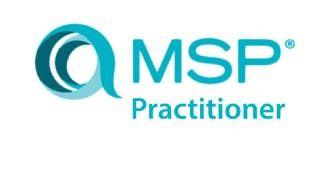 Managing Successful Programmes  MSP Practitioner 2 Days Training in Phoenix AZ