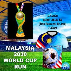 Malaysia 2030 World Cup Run 2020