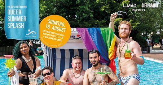 Queer Summer Splash
