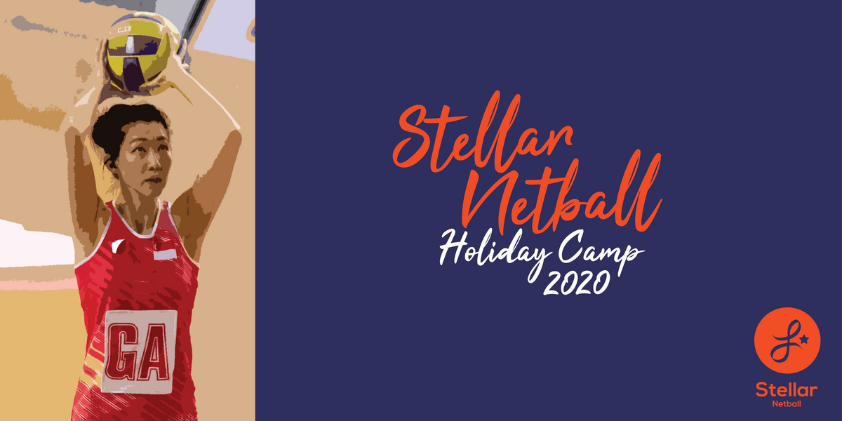 Stellar Netball Holiday Camp (30 Nov - 2 Dec 2020) | Event in Singapore | AllEvents.in