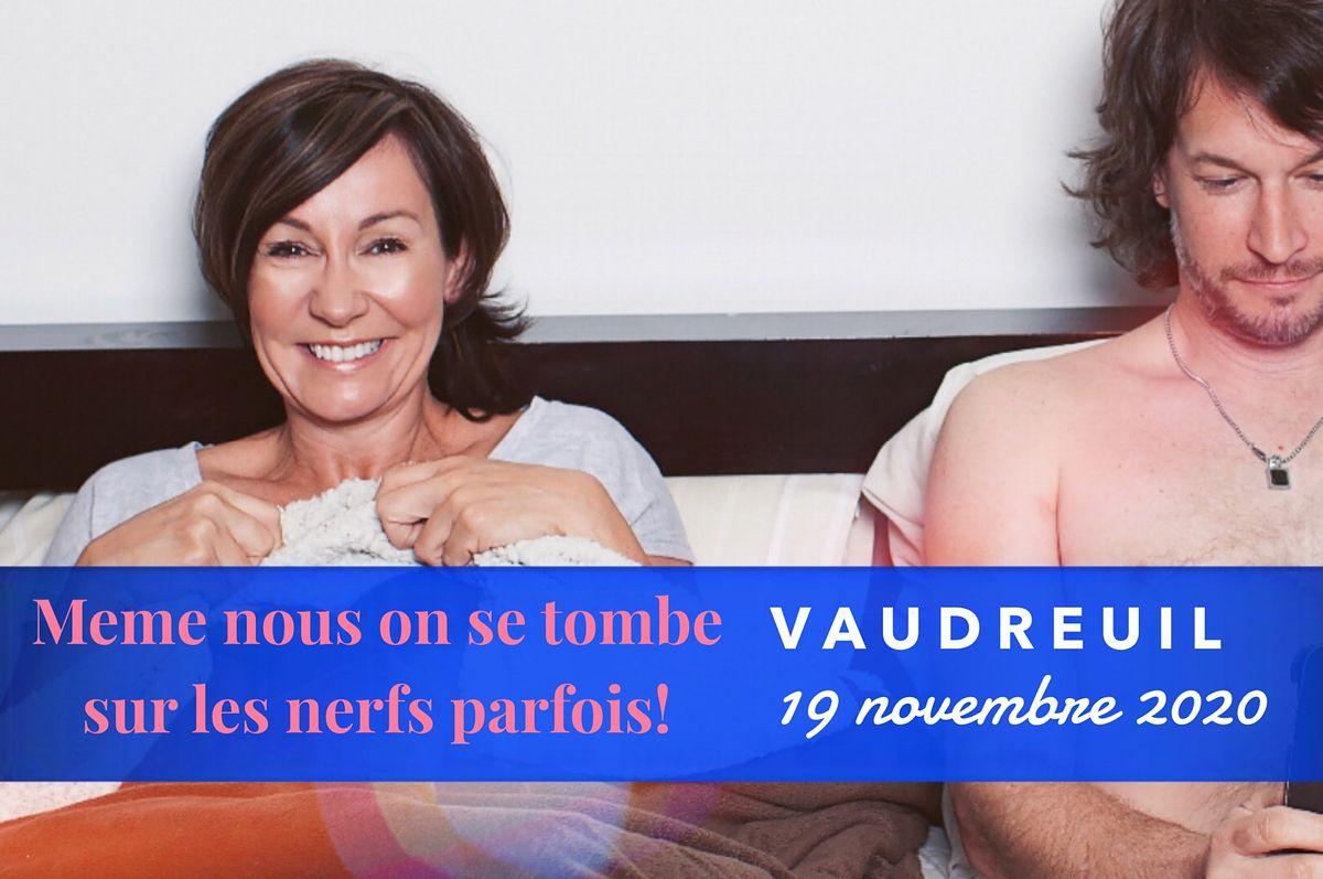 Vaudreuil 29 avril 2021 Josée Boudreault! La vie à 2! Supplémentaire, 29 April | Event in Vaudreuil-Dorion