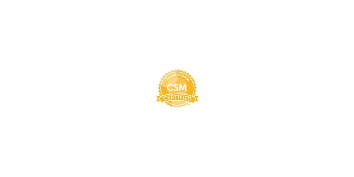 Certified ScrumMaster (CSM) by Ilker Demirel Certified Scrum Trainer (CST) 3 Tage