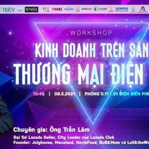 Workshop KINH DOANH TRN SN THNG MI IN T