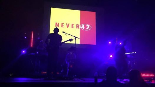 Level 42 Tribute - Never 42 at Huntingdon Hall - Rescheduled