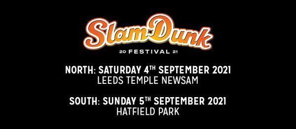 Slam Dunk Festival 2021: NORTH, 4 September | Event in Leeds | AllEvents.in