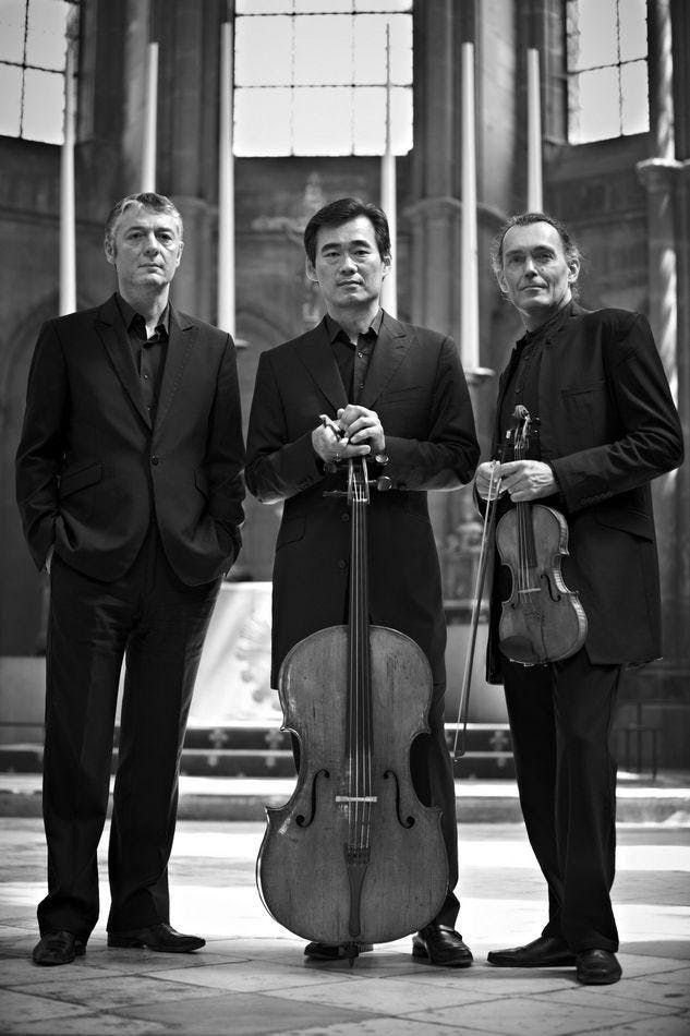 Trio Owon  Beethoven Residency (11 February 2020)