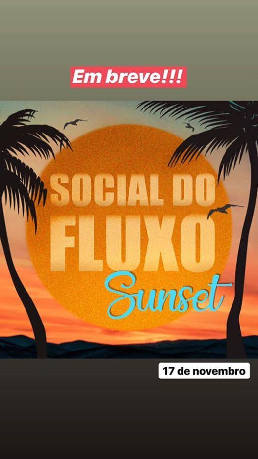 Social do fluxo sunset