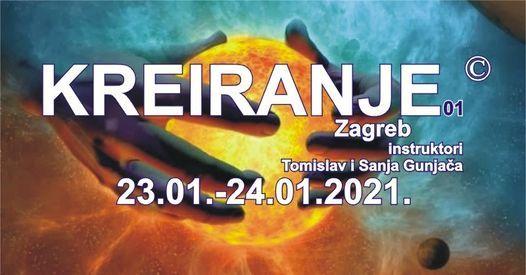 Kreiranje01©, Zagreb, 23 January   Event in Zagreb   AllEvents.in