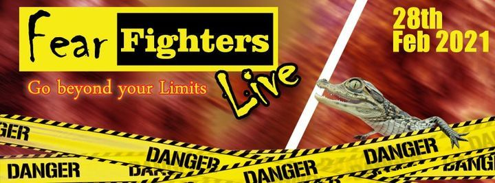 Fear Fighters-2, 28 February | Event in Karachi | AllEvents.in