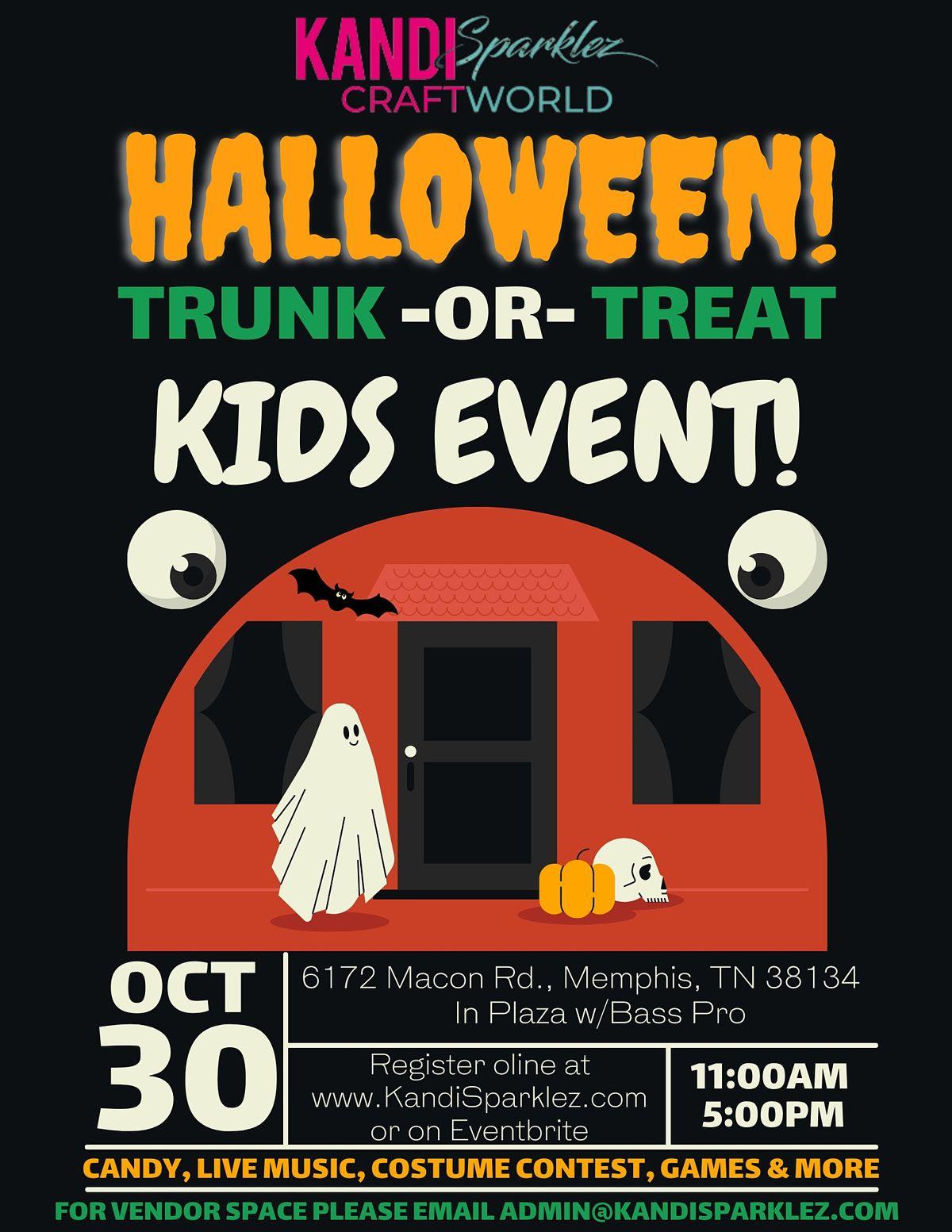 VENDORS & FOOD TRUCKS NEEDED, 30 October   Event in Memphis   AllEvents.in