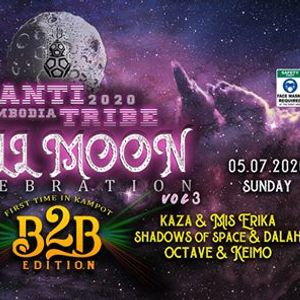 Shanti Tribe Full Moon Celebration Vol III