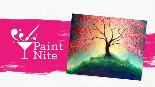 Paint Nite at Bandanas