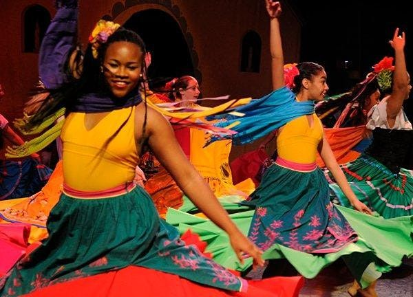 Pocahontas Premieres: The Latin Ballet of Virginia, 2 October   Event in Chesterfield   AllEvents.in