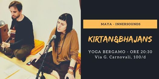 Kirtan e Bhajans con MAYA - Innersounds