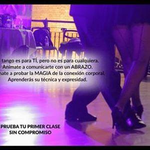 Iniciacin al Tango en Sevilla
