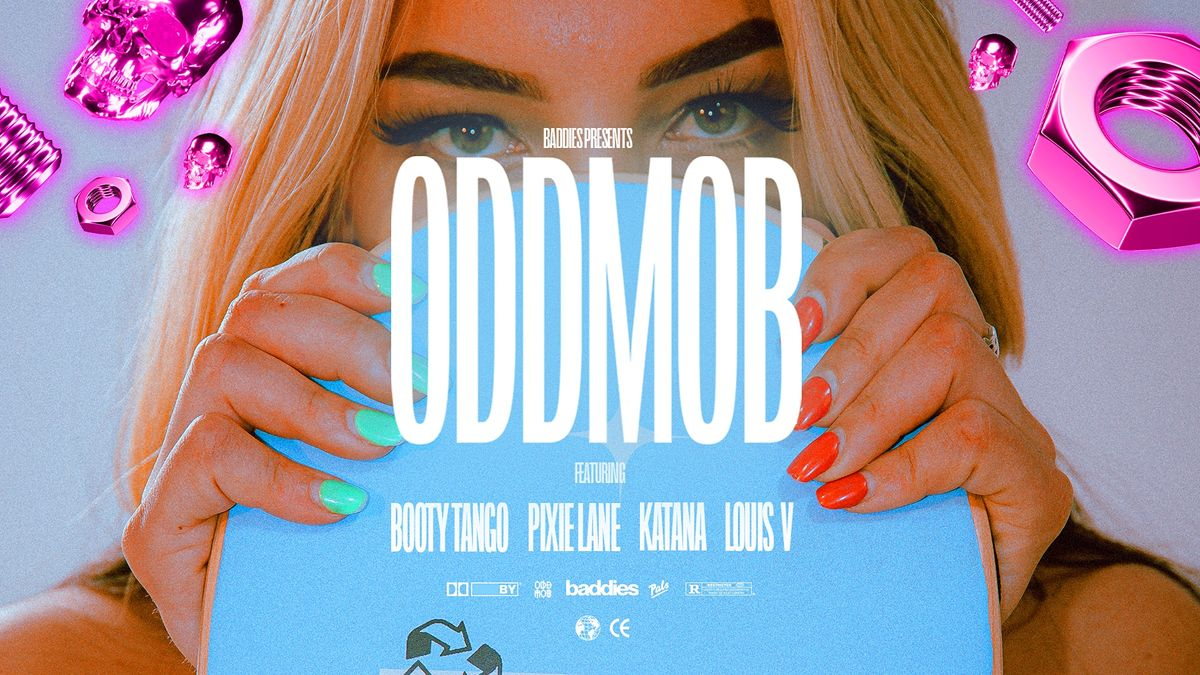 Baddies Presents: ODD MOB 6/08/21, 6 August   Event in Auckland   AllEvents.in