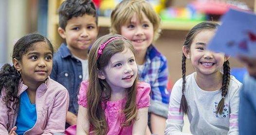 Interactive Preschool Story Time!, 23 October | Online Event | AllEvents.in