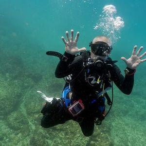 Double Dive North Stradbroke Island 21st November 2020