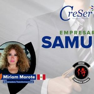 Empresario Samurai