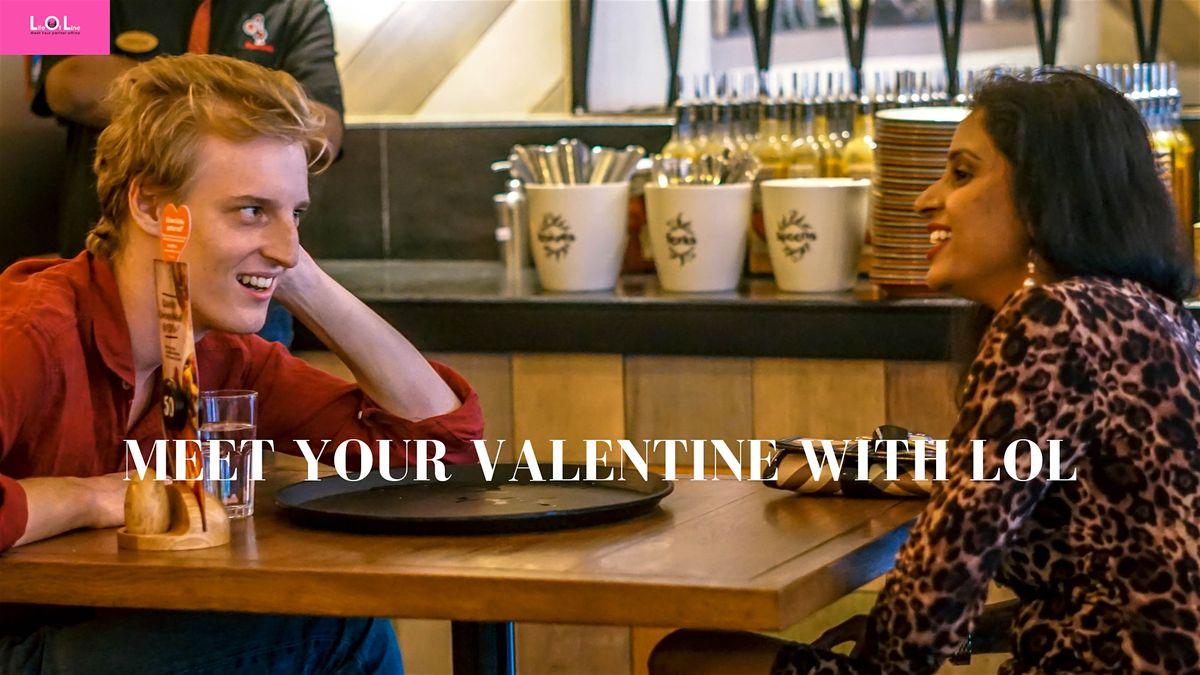Datování valentine pohlednice