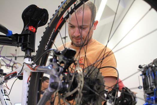 Certificate in Bike Maintenance