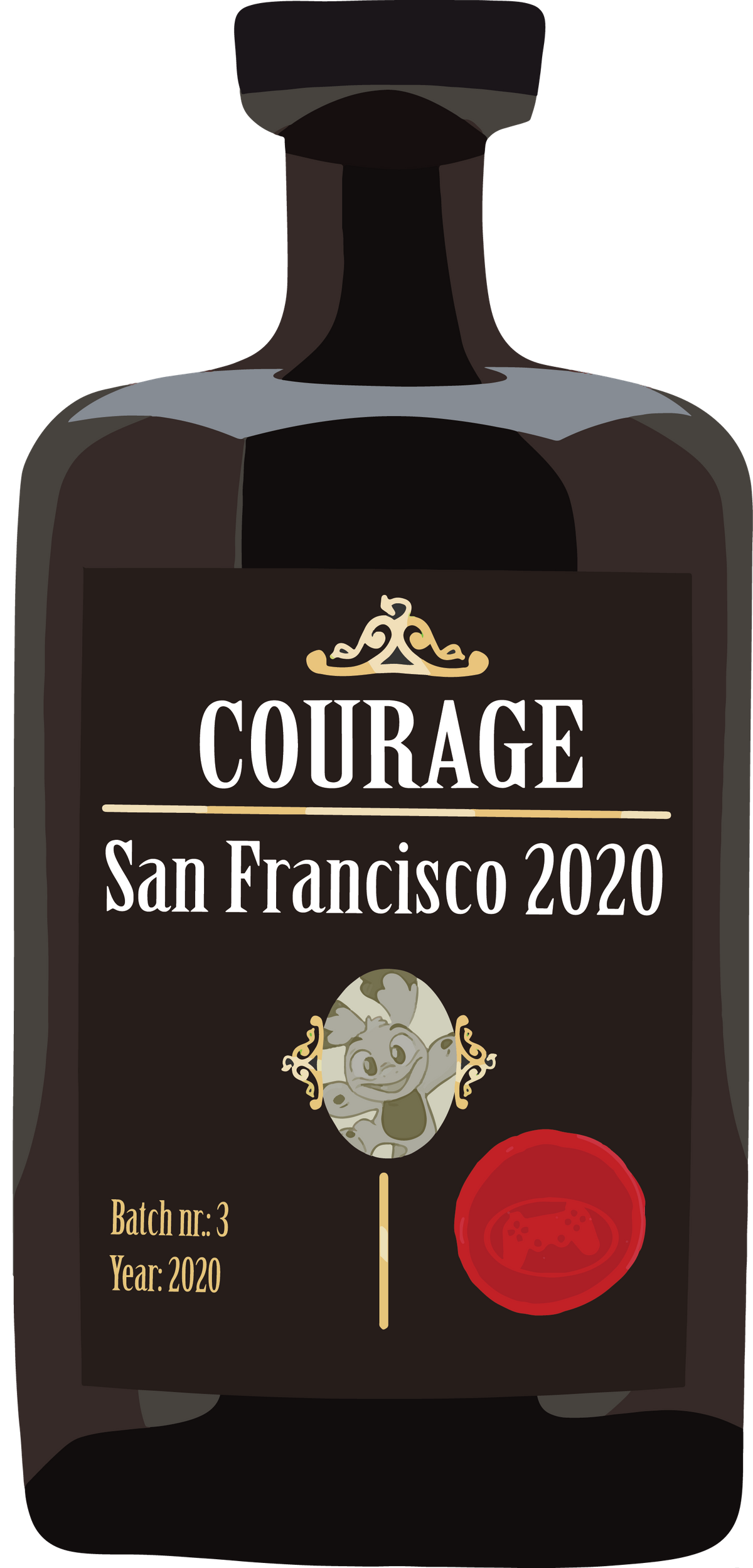 Courage San Francisco 2020 - PreMixer for GDC at The Great