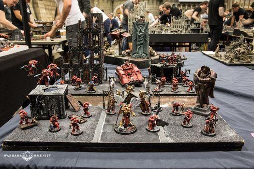 2020 Warhammer Painting Challenge
