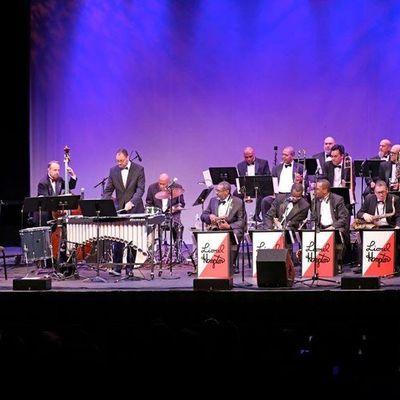 Lionel Hampton Big Band Featuring Jason Marsalis