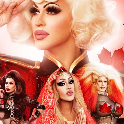 Drag Race Canada Tour in Melbourne
