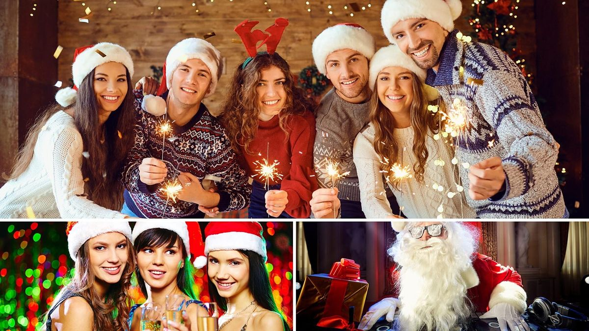 Christmas In Louisville 2020 Christmas Booze Crawl Louisville 2020, Louisville, Kentucky, 12