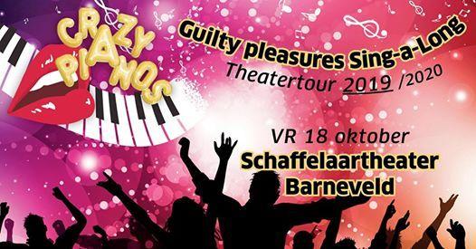 Guilty pleasures Sing-a-Long in Barneveld