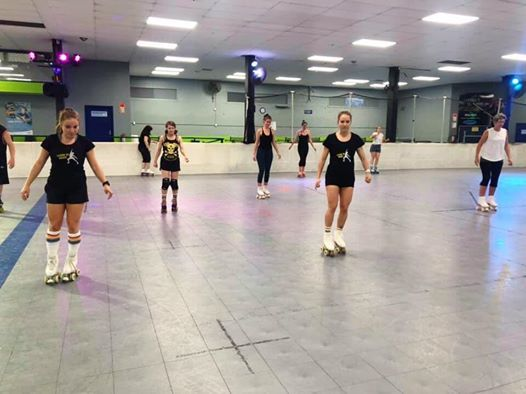 Adults Only Learn to Skate Class