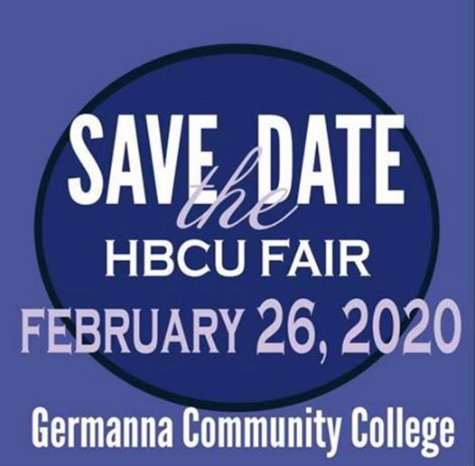 Fredericksburg Events February 2020.Hbcu Fair At Germanna Community College Fredericksburg