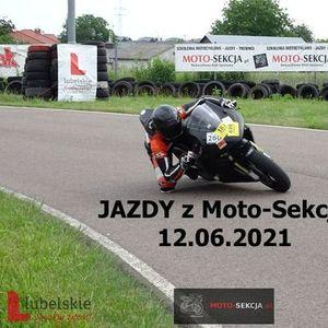 JAZDY MOTOCYKLOWE z Moto-Sekcj 12.06.2021