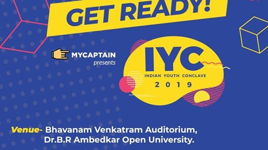 Indian Youth Conclave 2019 - Hyderabad
