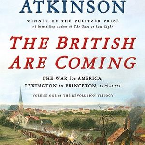 Rick Atkinson Public Lecture and Book Signing Event