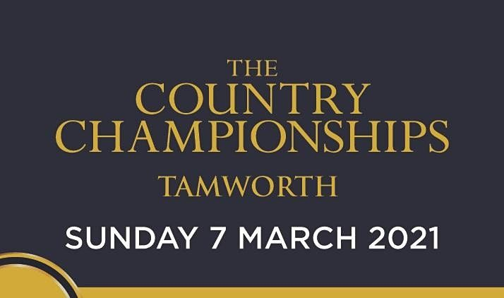 The Newhaven Park 2021 Country Championships Tamworth, 7 March | Event in Tamworth | AllEvents.in