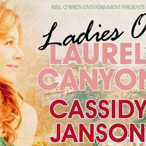 Cassidy Janson - Ladies of Laurel Canyon