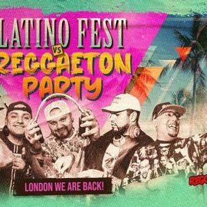 Reggaeton Party (London) March 2021