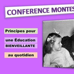 Montessori  cls et principes pour une ducation bienveillante
