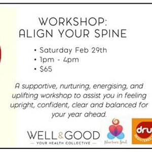 Workshop Align Your Spine