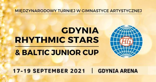 GDYNIA Rhythmic Stars 2021, 17 September | Event in Gdynia | AllEvents.in