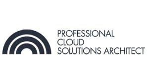 CCC-Professional Cloud Solutions Architect(PCSA) 3 Days Training in Hamburg